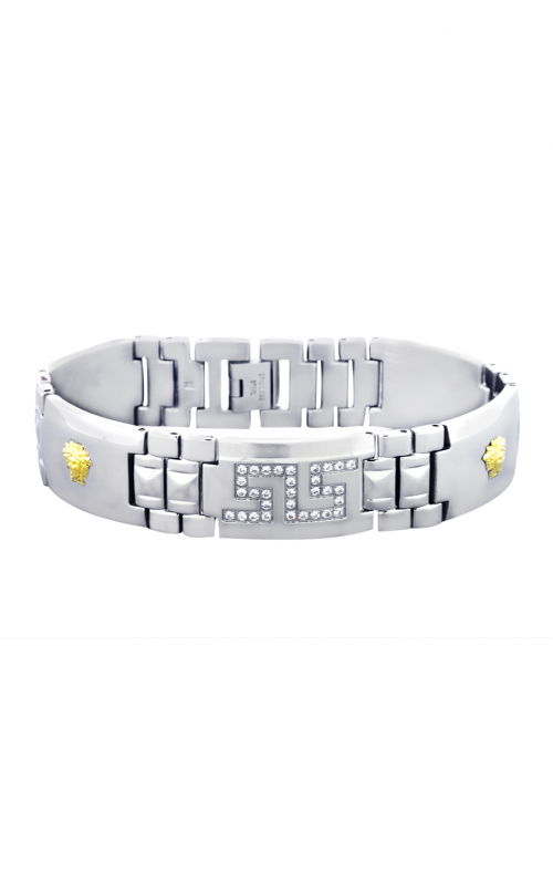 Italgem Steel Men's Bracelets Bracelet SVB7 product image