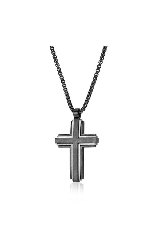 Italgem Steel Men's Necklaces Necklace SC65 product image