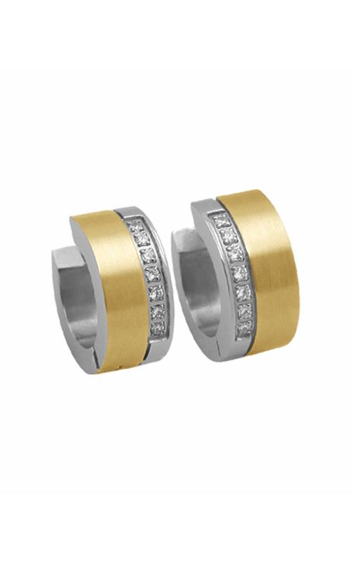 Istalgem Steel Earrings SEA154 product image