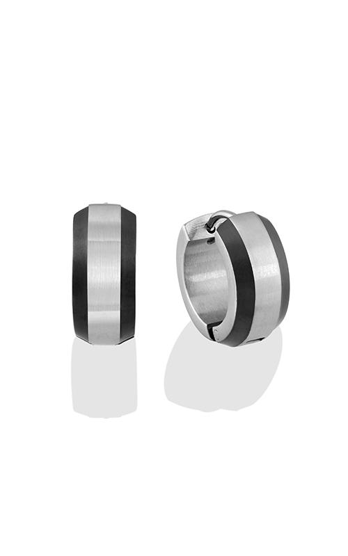 Italgem Steel Men's Earrings Earrings SEA183 product image