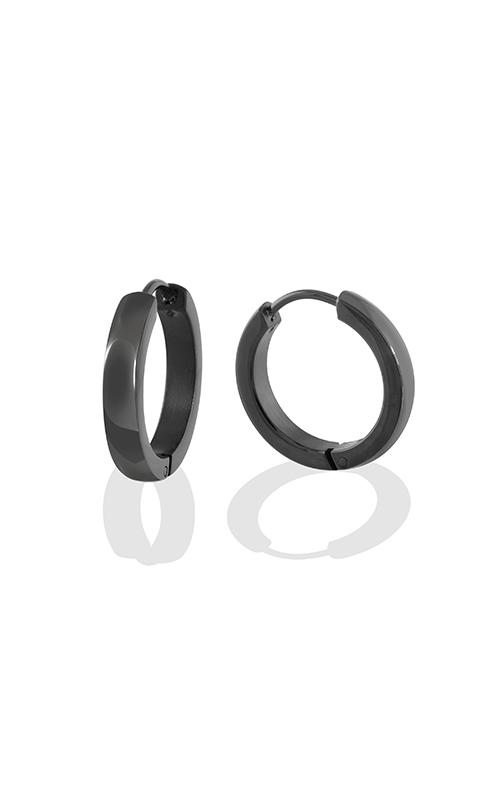 Italgem Steel Men's Earrings Earrings SEA206 product image