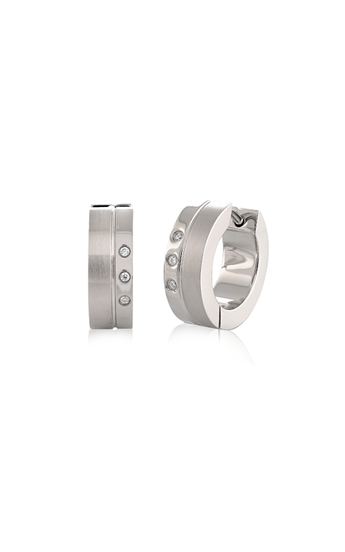 Italgem Steel Men's Earrings Earrings SEA234 product image