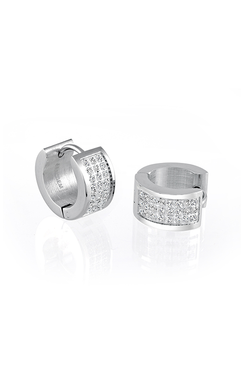 Italgem Steel Men's Earrings Earrings SEA44 product image