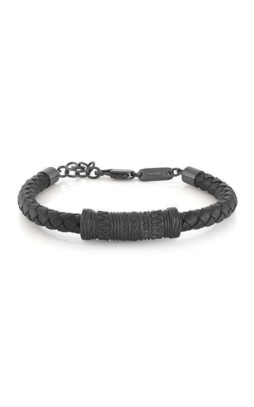 Italgem Steel Men's Bracelets Bracelet SLB536 product image