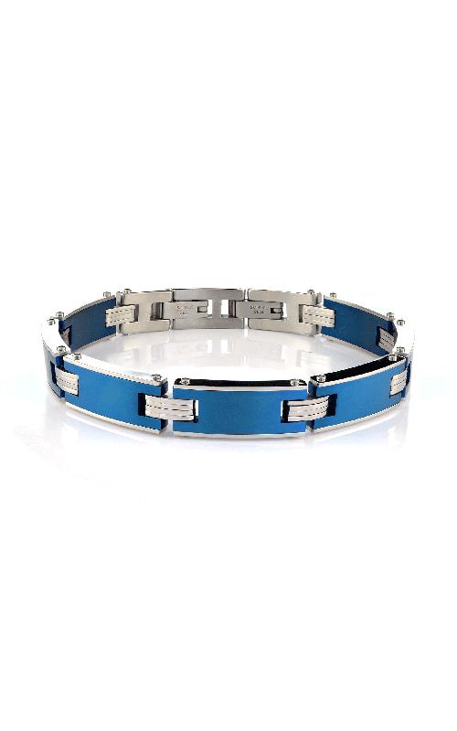 Italgem Steel Men's Bracelets Bracelet SMB333 product image