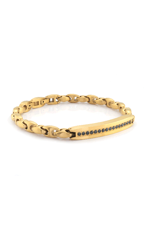Italgem Steel Men's Bracelets Bracelet SMB376 product image
