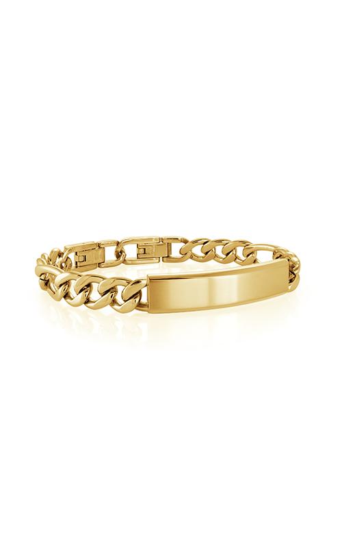 Italgem Steel Men's Bracelets Bracelet SMB383 product image