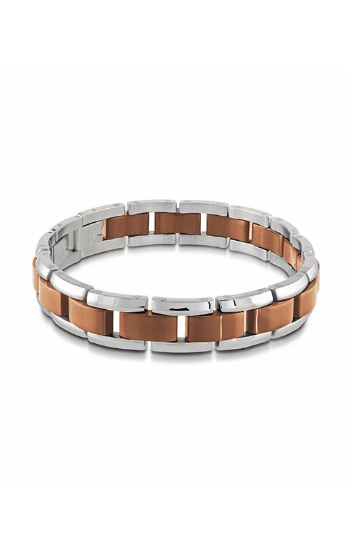 Italgem Steel Men's Bracelets Bracelet SMB436 product image