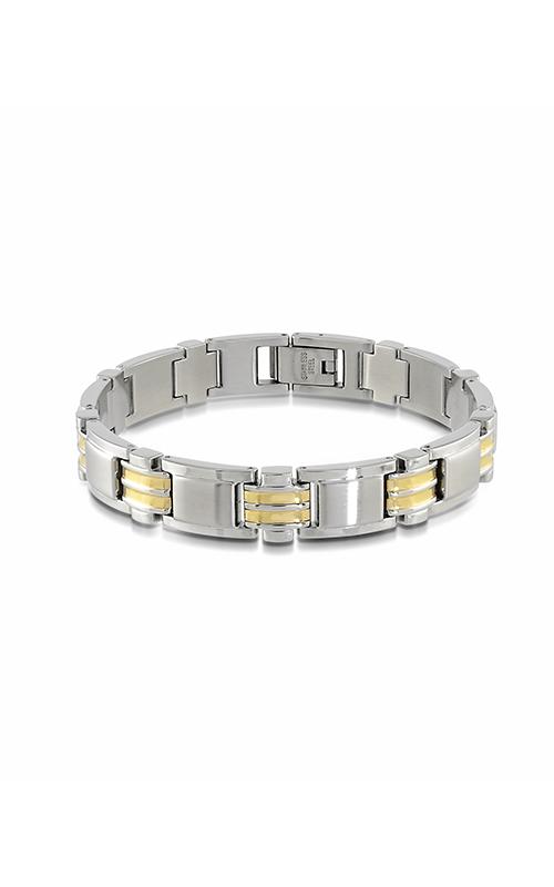 Italgem Steel Men's Bracelets Bracelet SMB71 product image