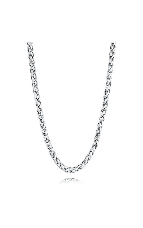 Italgem Steel Necklaces SN36-24 product image