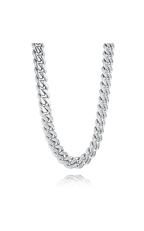 Italgem Steel Men's Necklaces Necklace SN59-24 product image