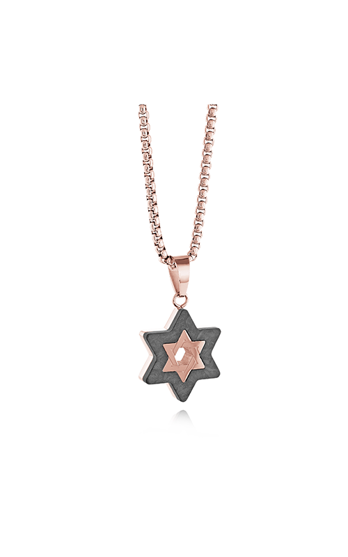 Italgem Steel Men's Necklaces Necklace SP189 product image