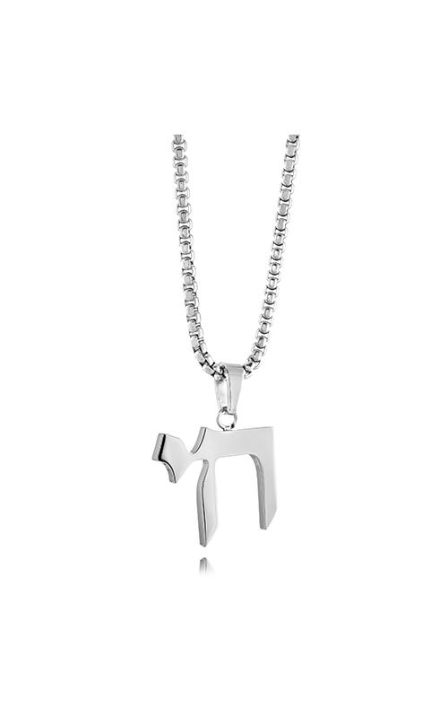 Italgem Steel Men's Necklaces Necklace SP208 product image
