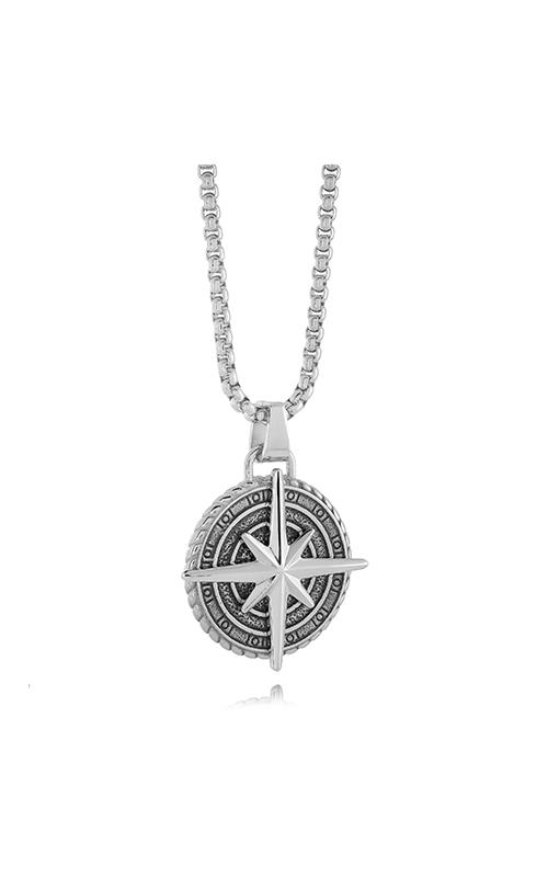 Italgem Steel Men's Necklaces Necklace SP224 product image