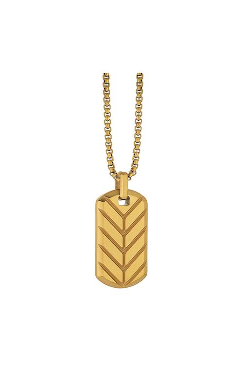 Italgem Steel Men's Necklaces Necklace SP247 product image