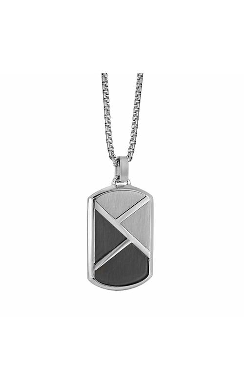 Italgem Steel Men's Necklaces Necklace SP254 product image