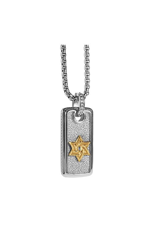 Italgem Steel Men's Necklaces Necklace SP85 product image