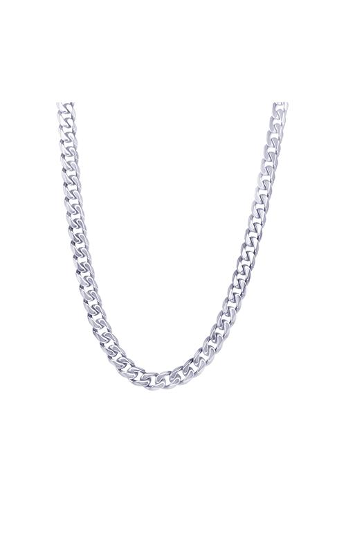 Italgem Steel Men's Necklaces Necklace SPN28-22 product image