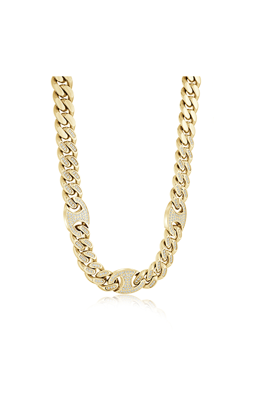 Italgem Steel Men's Necklaces Necklace SYN39-24 product image