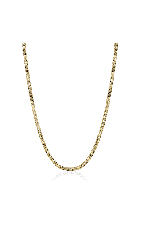 Italgem Steel Men's Necklaces Necklace SYPN32-24 product image