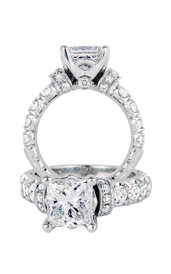 Jack Kelege Engagement Ring KGR 1010P product image