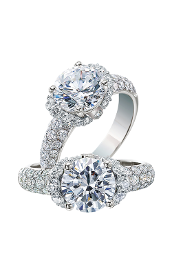 Jack Kelege Engagement Ring KGR 1016 product image