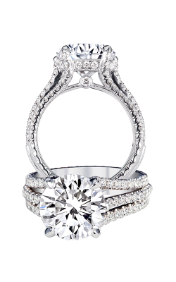 Jack Kelege Engagement Rings Engagement Ring KGR 1023 product image