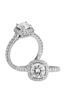 Jack Kelege Engagement Ring KGR 1036 product image