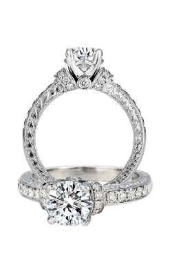 Jack Kelege Engagement Ring KGR 1043 product image