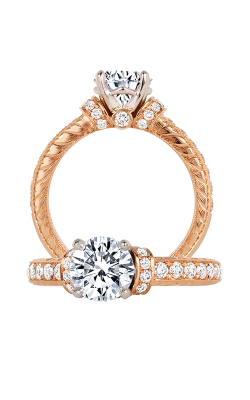 Jack Kelege Engagement Ring KGR 1043-1 product image