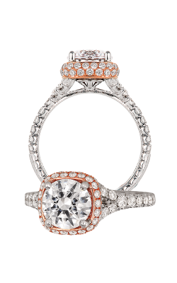 Jack Kelege Engagement Ring KGR 1046-1 product image