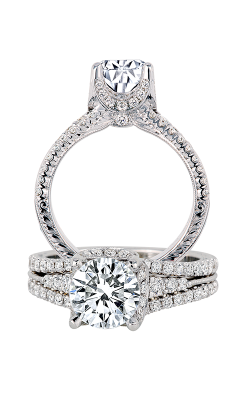Jack Kelege Engagement Ring KGR 1053 product image