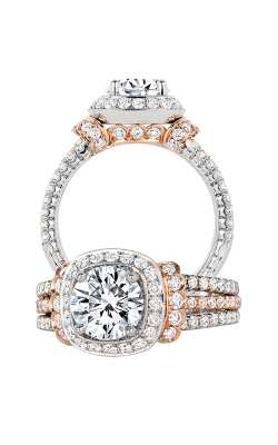 Jack Kelege Engagement Ring KGR 1058 product image