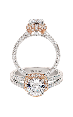 Jack Kelege Engagement Ring KGR 1067-1 product image
