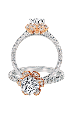 Jack Kelege Engagement Ring KGR 1068-1 product image