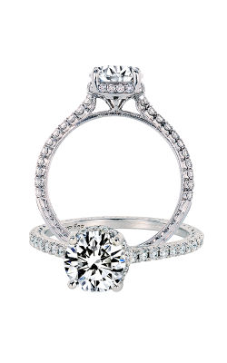 Jack Kelege Engagement Ring KGR 1069 product image