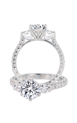 Jack Kelege Engagement Ring KGR 1071 product image