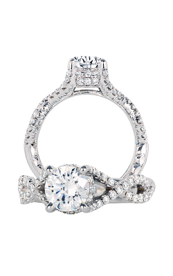 Jack Kelege Engagement Ring KGR 1074 product image