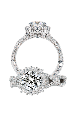 Jack Kelege Engagement Ring KGR 1075 product image