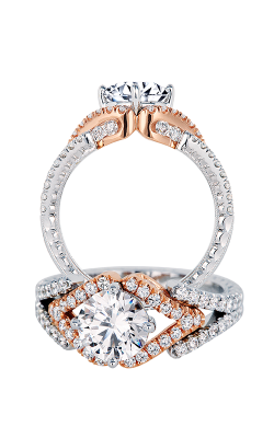 Jack Kelege Engagement Ring KGR 1079 product image