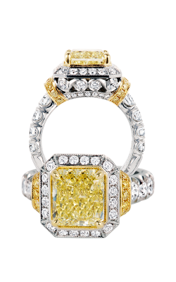 Jack Kelege Engagement Ring LPR 572 2 product image