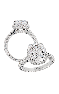 Jack Kelege Engagement ring LPR 673 product image