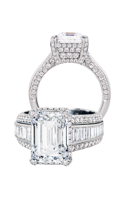 Jack Kelege Engagement ring LPR 675 product image