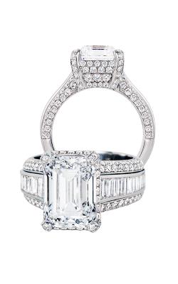 Jack Kelege Engagement Ring LPR 675 product image