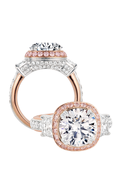 Jack Kelege Engagement ring LPR 697 product image