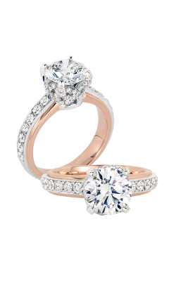 Jack Kelege Engagement ring LPR 698 product image