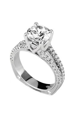 Jack Kelege Engagement Ring KGR 1005 product image