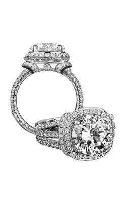 Jack Kelege Engagement Ring KGR 1026 product image