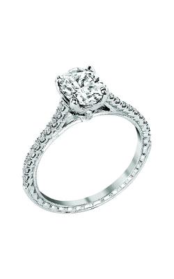 Jack Kelege Engagement Ring KGR 1083OV product image