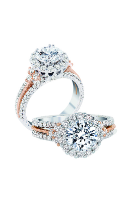 Jack Kelege Engagement Ring KGR 1085 product image